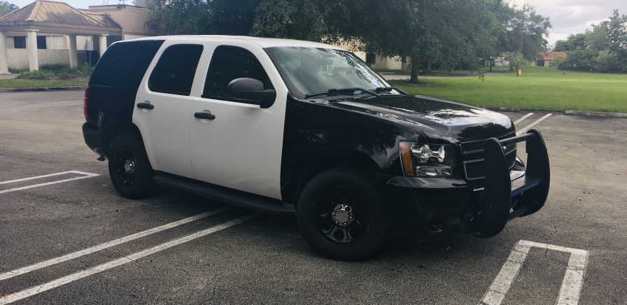 used chevy tahoe police interceptor for sale